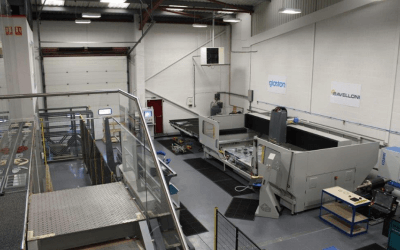 Glass Machinery Solutions Showroom & Technology centre